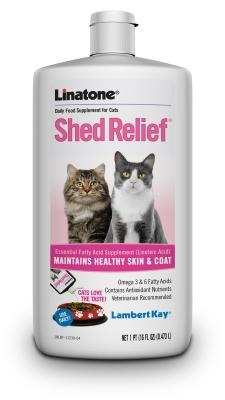 Shed Relief Cat Skin and Coat Supplement