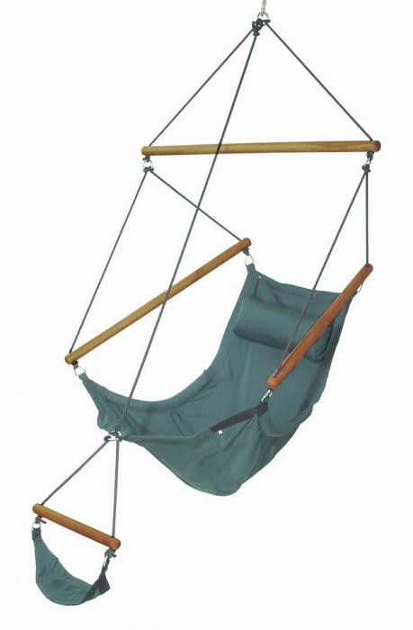Byer of Maine Swinger Chair, Forest Green