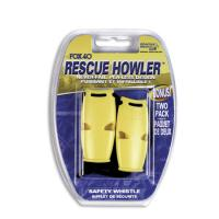 Adventure Medical Rescue Howler Whistle, 2 Pack