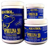 Spirulina 20 Flake Food