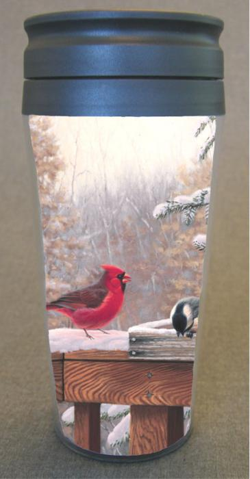 Songbird Essentials Poly Thermal Mug Entertaining Friends