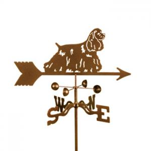EZ Vane Cocker Spaniel Weathervane