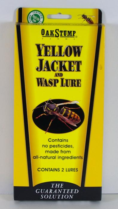 Spring Star Yellowjacket Lure