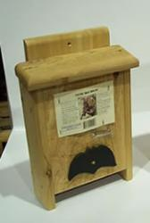 Songbird Cedar Single Compartment Bat House