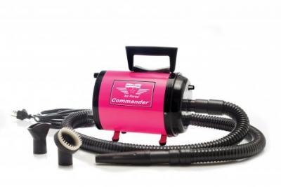 Metro Vac Airforce Commander with Variable Speed Dryer- 4 HP (Pink)