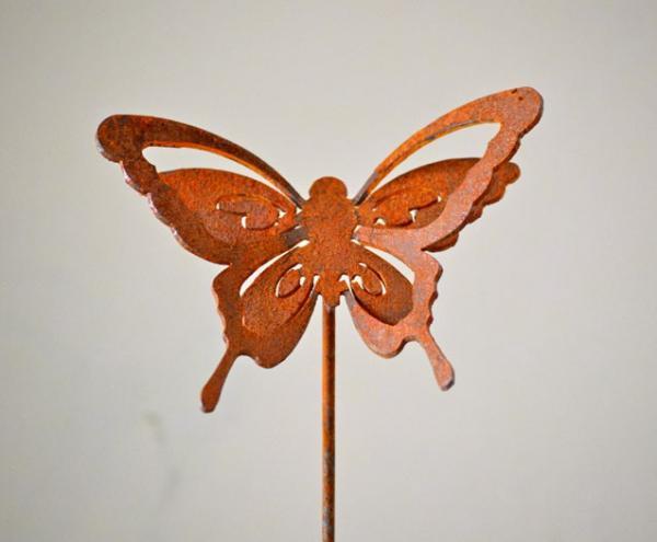 Elegant Garden Design Butterfly Pick (set of 3)
