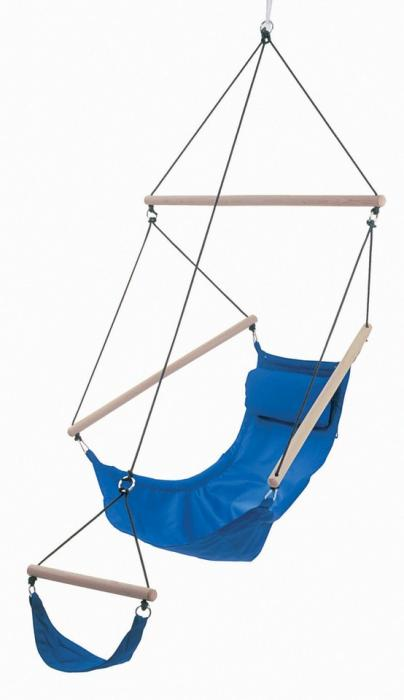 Byer of Maine Swinger Chair, Royal Blue