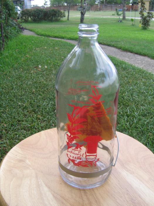 Best-1 Replacement 32 Ounce Bottle for Hummingbird Bird Feeders