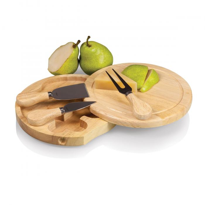 Picnic Time Brie Cheese Board Set