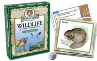 Outset Media Games Professor Noggin's Wildlife of North America Card Game