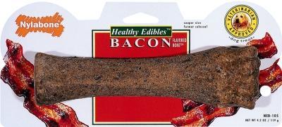 Healthy Edibles Gluten Free Bacon Flavored Dog Bone - TF80802