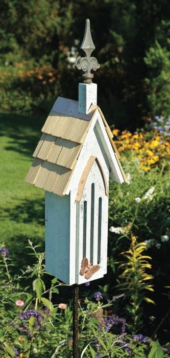 Heartwood Butterfly Chapel, Butterfly House