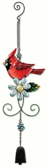 Sunset Vista Designs Glass Cardinal Bouncy