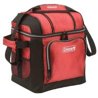 Coleman 30 Can Cooler (Red)