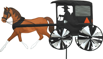 Premier Designs Horse And Buggy Spinner