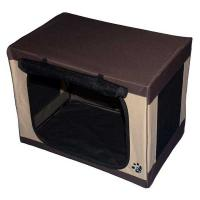 "Pet Gear Travel Lite Soft Crate Sahara 36"" x 24"" x 37"""