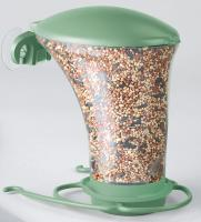 Opus Dine Around Window Bird Feeder