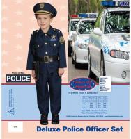 Dress Up America Deluxe Police Officer Set - Toddler T4