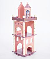Levels of Discovery Princess Revolving Bookcase
