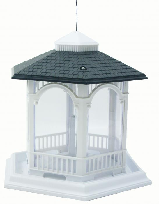 Large Artline Plastic Gazebo Bird Feeder
