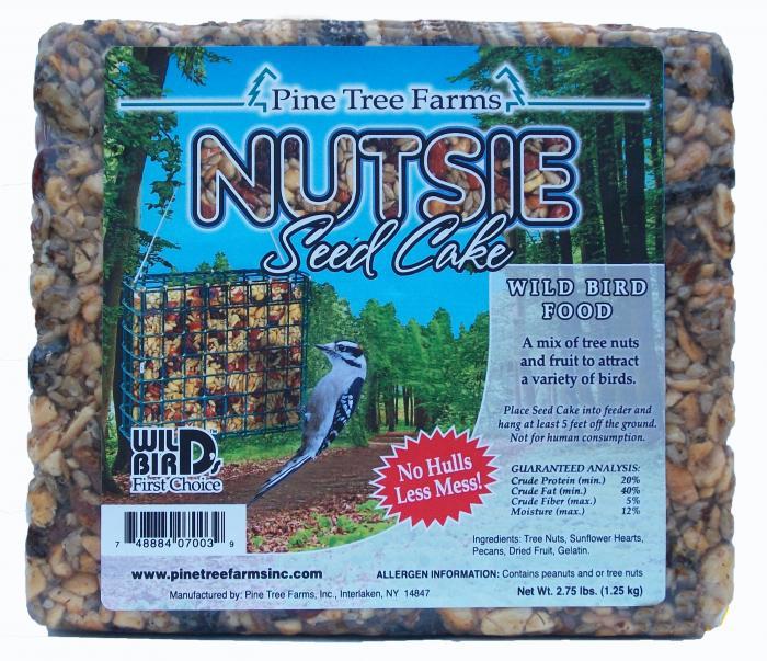 Pine Tree Farms Nutsie Cake 2.50 lbs.
