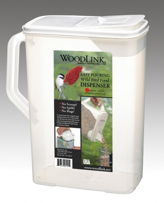 Woodlink 8 Quart Seed Container