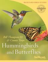Peterson Books Hummingbirds & Butterflies