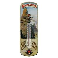 Rivers Edge Products Winchester Hunter Tin Thermometer