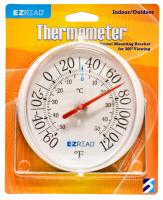 Headwind Dial Thermometer w/Bracket 5.5 inch