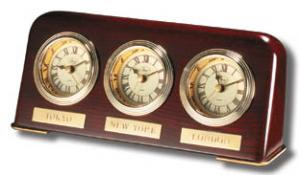 Chass Desktop Multi Zone Clock