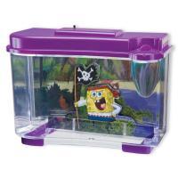 3-D SpongeBob Pirate Aquarium