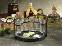 Zodax Fiesta Six Shot Tequila Set