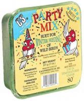 C & S Products Party Mix Suet