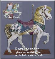 Royal Stander Citrus Carousel Horse