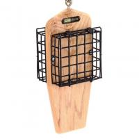 Birds Choice Cedar Double Cake Hanging Suet Bird Feeder