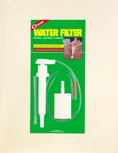 Water Purification by Coghlan's