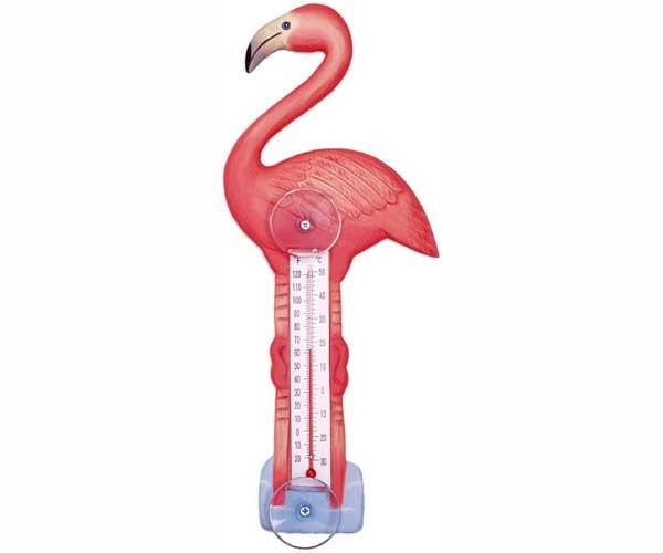 Bobbo Flamingo Thermometer Small