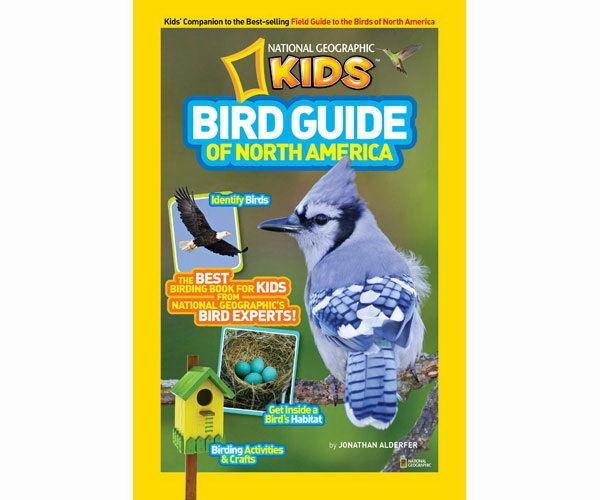 Random House Nat Geo Birds Of North America