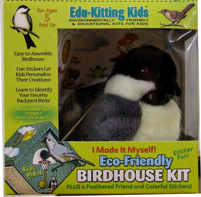Rubicon Bird House Kit