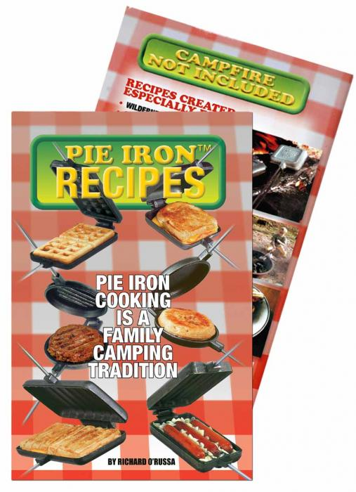 Rome Industries Book - Pie Iron Recipe Book