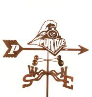 EZ Vane Purdue Boilermakers Logo Weathervane