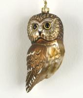 Cobane Studio Northern Saw Whet Owl