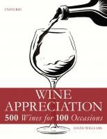 Random House Wine Appreciation (500 Wines for 100 Occasions)