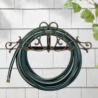 Tendril Hose Holder - Oil Rub Bronze
