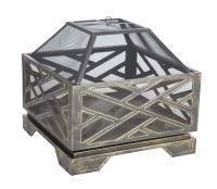 Well Traveled Living Catalano Square Fire Pit