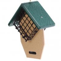 Bird's Choice Double Tail Prop Suet Feeder