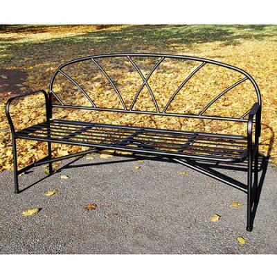 Achla Lattice Bench
