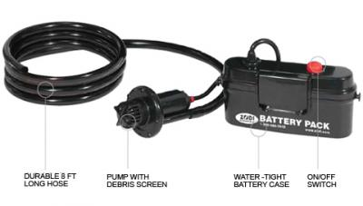 Zodi Battery Powered Sump Pump