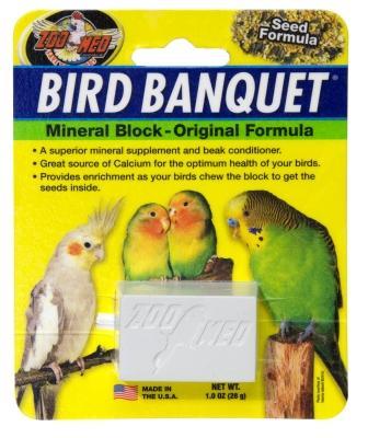 Bird Banquet Mineral Block