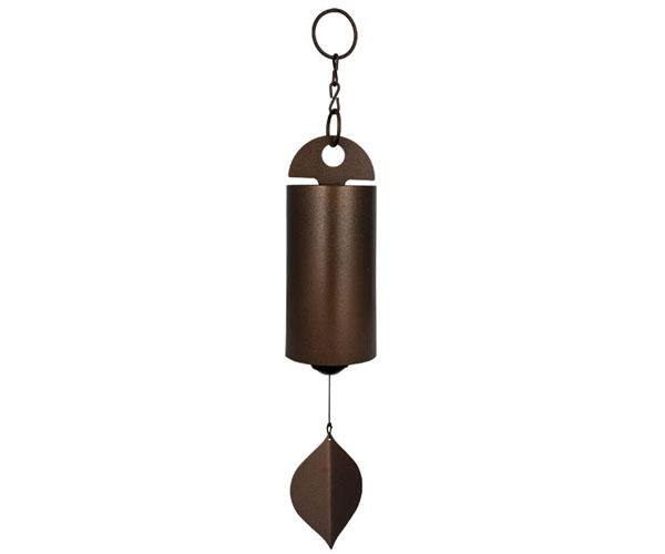 Woodstock Chimes Heroic Windbell Antique Copper Large